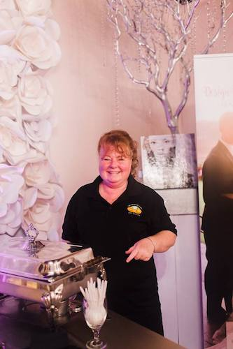 two chicks and a pot - women owned business - women owned catering company in central florida- orlando caterer - beth hazley