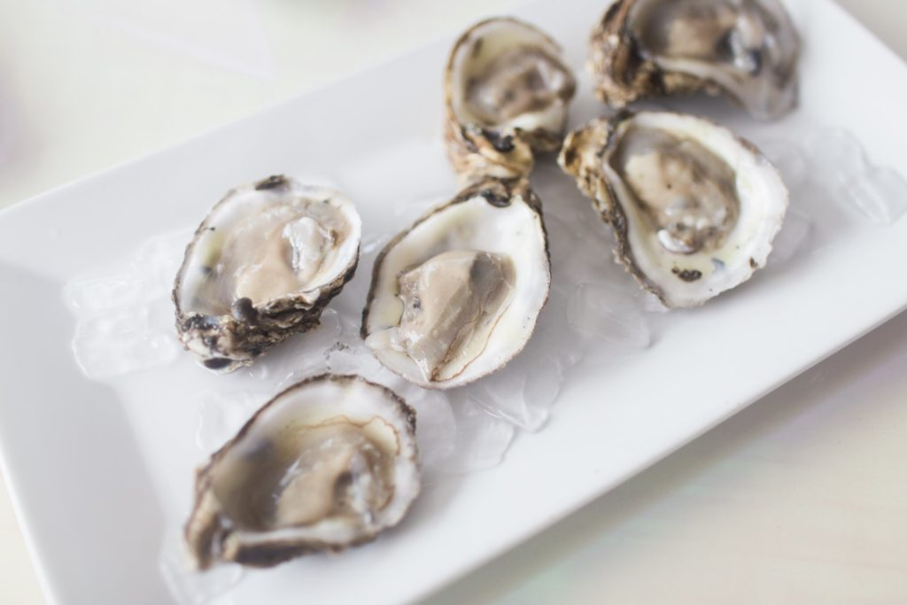 two chicks catering - rockledge caterer - melbourne florida catering - florida fresh - fresh florida seafood - central florida catering for weddings - oysters