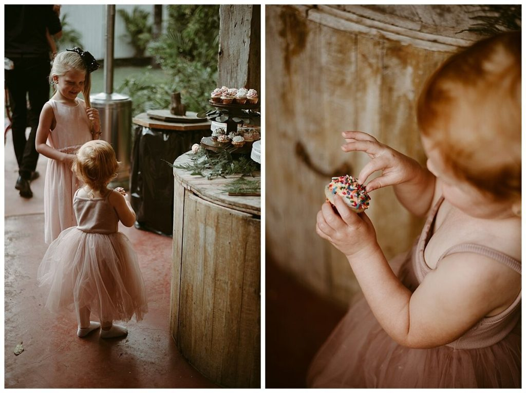 Two Chicks and A Pot - Central Florida wedding caterer - Orlando caterer for weddings - kid friendly weddings